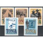 Tonga 806-810 **