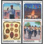 Barbados 679-682 **