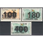 Guyana 954-956 **