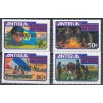 Barbuda 594-597 **