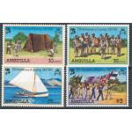 Anguilla 496-499 **