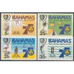 Bahamas 586-589 **