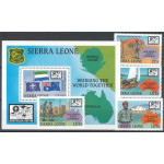 Sierra Leone 1046-1049 + block 70 **