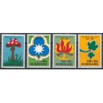 Surinam 1210-1213 **