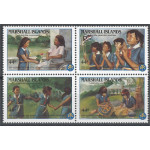 Marshall Islands 101-104 **