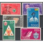 Togo 313-318 **