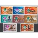 Rwanda 1318-1325 **