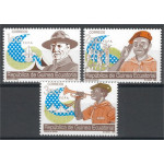 Ekvatorialguinea 1715-1717 **