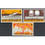 Hongkong 357-359 **