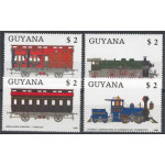 Guyana 2475-2478 **