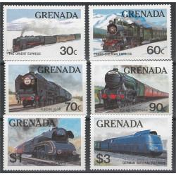 Grenada 1153-1158 **