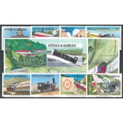 Antigua & Barbuda 1465-1472 + block 197-198 **