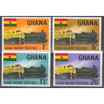 Ghana 162-165 **