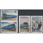 Botswana 513-516 **