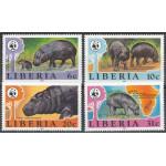 Liberia 1315-1318 **