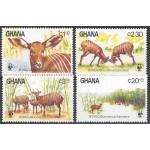 Ghana 1060-1063 **