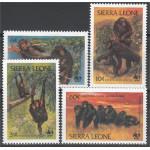 Sierra Leone 713-716 **