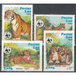 Laos 706-709 **