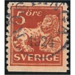 Sverige 142Acxz stämplad