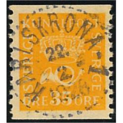 Sverige 157 KARLSKRONA-1 22.2.1928