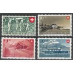 Schweiz 480-483 **