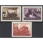 Österrike 646-648 **