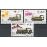 Malta 673-675 **