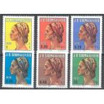 Somalia 327-332 **