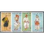 Marocko 628-631 **