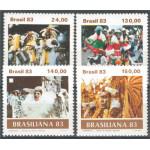 Brasilien 1948-1951 **