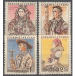 Tjeckoslovakien 921-924 **