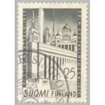 Finland 442 stämplad