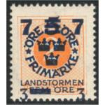 Sverige 126cx **
