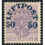 Sverige 138 vm krona *