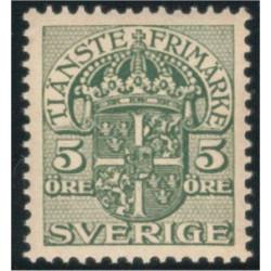 Sverige Tj 30vm **