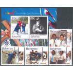 Bahamas 1290-1293 + block 110 **