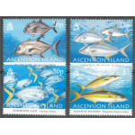 Ascension Island 966-969 **