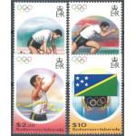 Solomon Islands 1135-1138 **