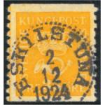 Sverige 156cxz ESKILSTUNA 2.12.1924