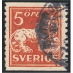 Sverige 142Acz stämplad