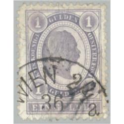 Österrike 67C stämplad