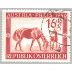 Österrike 785 stämplad