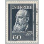Österrike 656 stämplad