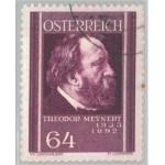Österrike 657 stämplad