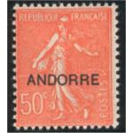 Franska Andorra 13 *