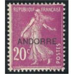 Franska Andorra 12 *