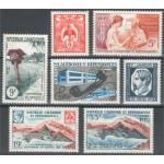 Nya Kaledonien 370-376 **