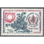 Nya Kaledonien 455 **