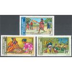 Nya Kaledonien 560-562 **