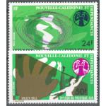 Nya Kaledonien 567-568 **